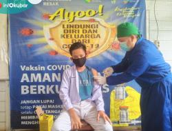 Vaksinasi Pelajar di Kubar Sudah Capai 16,6 Persen