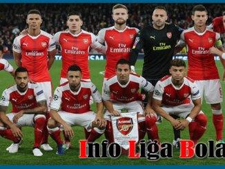 Susunan Pemain Arsenal Musim 2017/2018