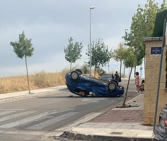 Accidente Linares