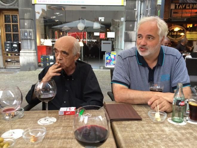 Jacques Emond - Taverne Prince Baudouin, Namur - 2 septembre 2016