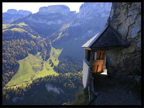 Aescher, Wasserauen, Suisse