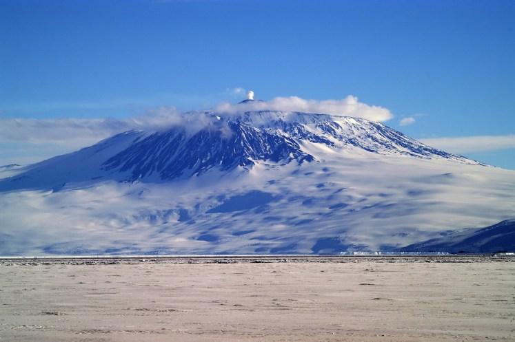 polar volcano