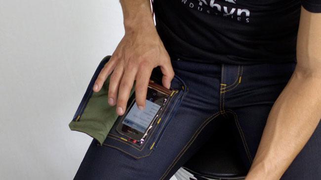 Le Wearcom jeans