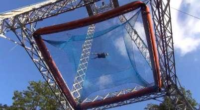 Nothing but Net, Zero Gravity Thrill, Etats-Unis