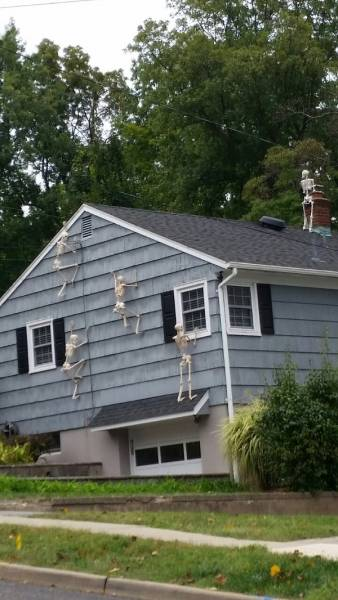 Maison flippante