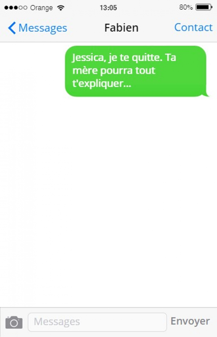 texto pour rompre