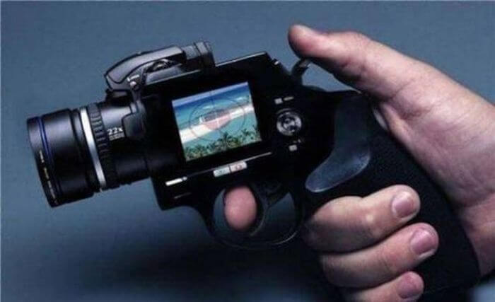 Pistolet photo