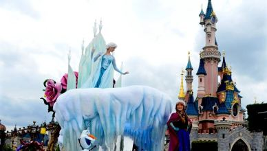 L'extension de Disneyland Paris avec La Reine des Neiges
