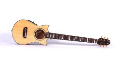 Guitare de Voyage
