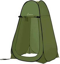 meilleure tente douche toilettes portable camping