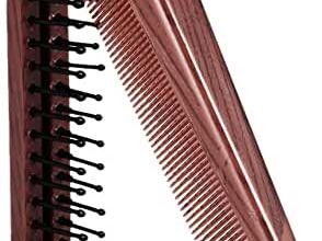 peigne cheveux pliable voyage