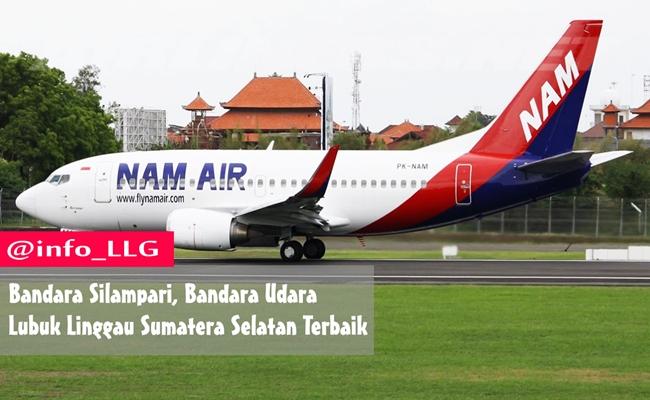 Bandara Silampari, Bandar Udara Lubuk Linggau Sumatera Selatan