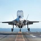 USMC zacznie szkolić pilotów na F-35B w sierpniu 2012