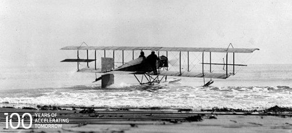 100 lat Lockheed Martin