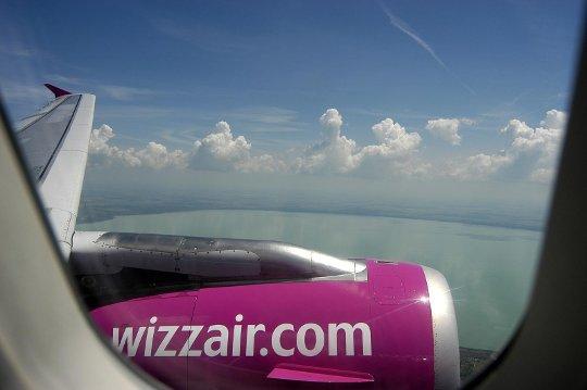 Wizz-air-samolot