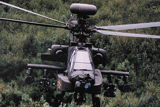 Longbow-radar