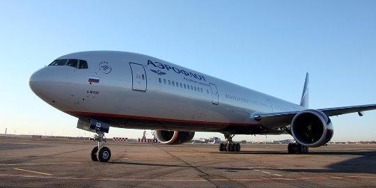 aeroflot 777 300 er
