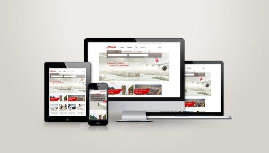swiss-new webpage