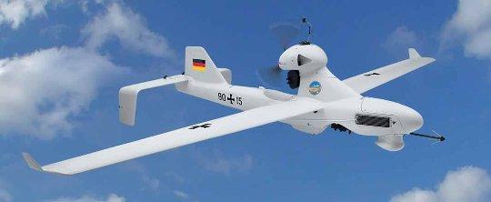 LUNA UAV