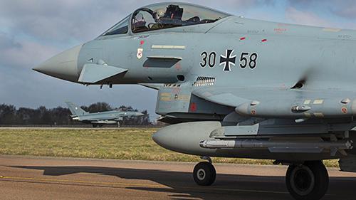 Luftwaffe RAF