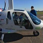 Xenon 4 GEO – Lotniczy Ultralekki System Pomiarowy (LUSP)