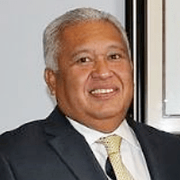 RMI Ambassador to the US Gerald Zackios.