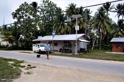 Island Radio at Laura. Photo: Karen Earnshaw