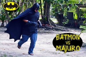 Batmon on the move in Majuro. Photo: Karen Earnshaw