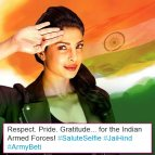 bollywood celebrates indian army forced