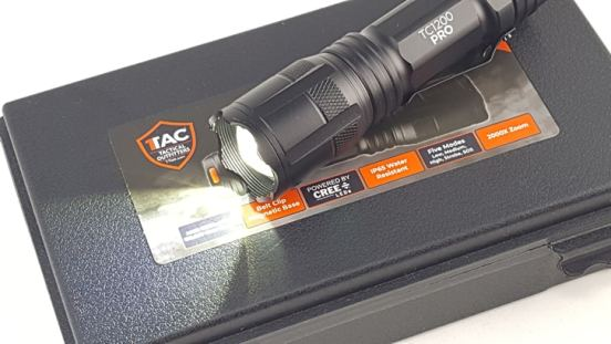 1Tac Flashlight Kit