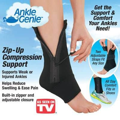 Ankle Genie Support Brace