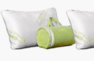 as seen on tv bamboo pillow
