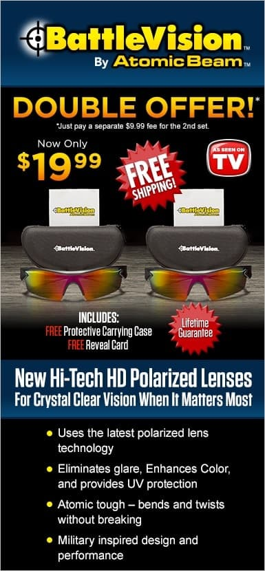 Battlevision HD Sunglasses