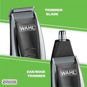 wahl ear and nose trimmer