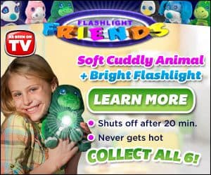 flashlight friends as seen on tv