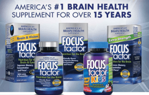 focus factor bottle