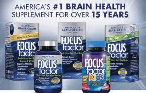 focus factor bottle
