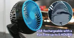 Go Fan Charge by USB