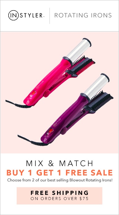 Instyler Rotating Hair Irons