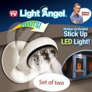 Light Angel Set of 2
