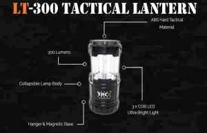 LT300 Tactical Lantern