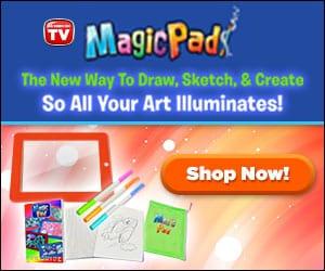 magicpad as seen on tv