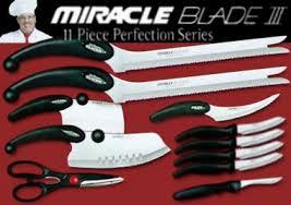 Miracle Blades Knives