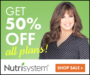 Nutrisystem 50% Off All Plans