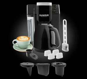 Nuwave Bruhub Coffee Machine