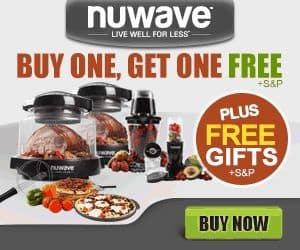 Nuwave Oven Bogo Offer