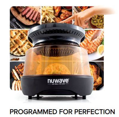 Nuwave Primo the Taste of a Grill