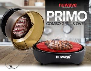 Nuwave Combo Grill & Oven