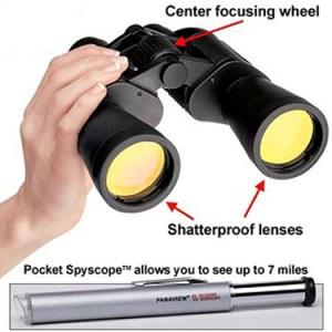 Optic 1050 Binoculars