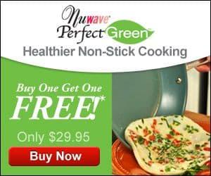 Nuwave Perfect Green Pan